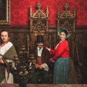 Los Lavaderos de Rojas. Cenas Teatralizadadas 2018.1
