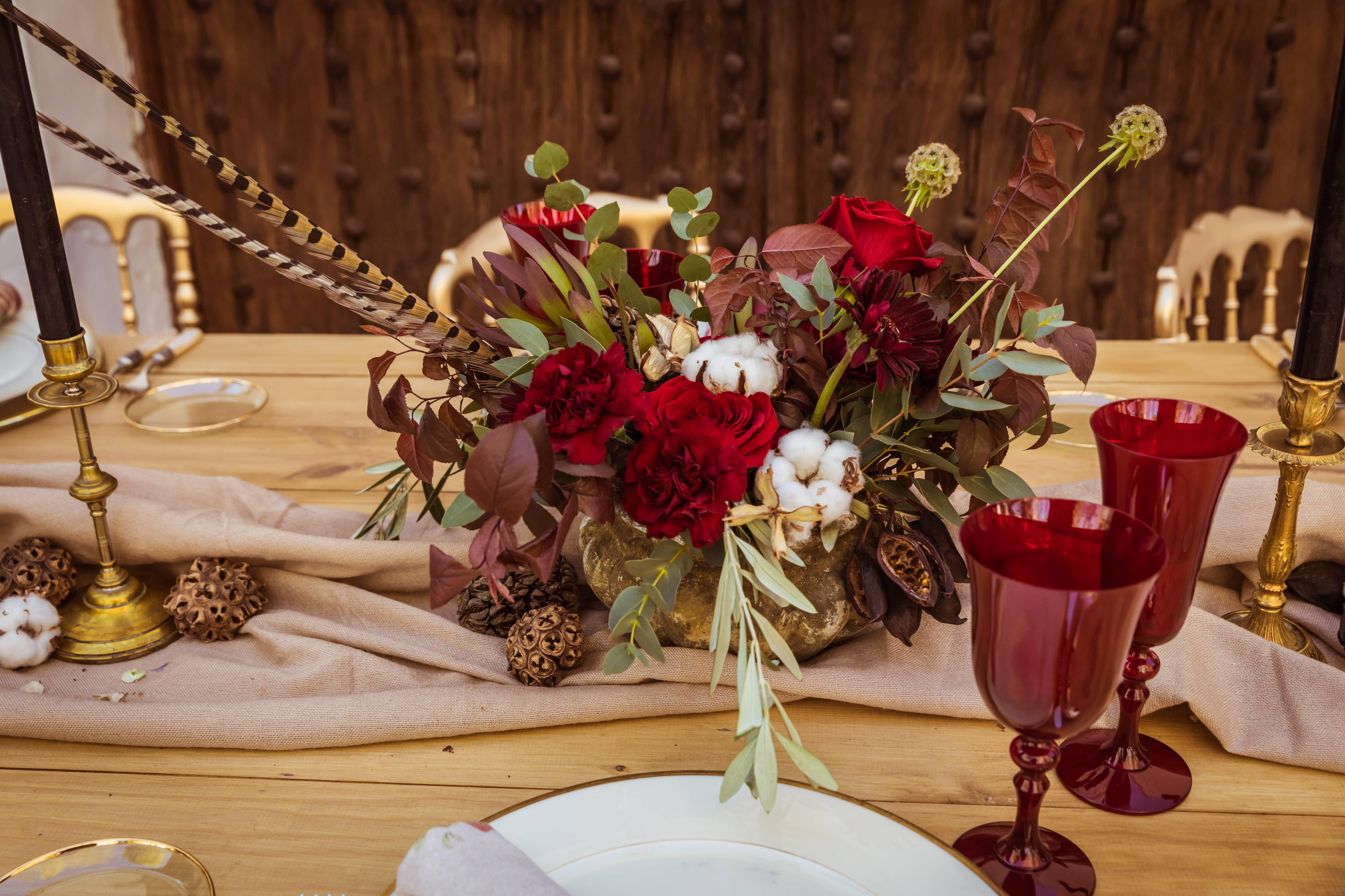 Tendencias bodas 2019 Los Lavaderos de Rojas 4