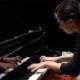 Cena Concierto de Violin y Piano